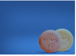 TUMS is America's #1 Antacid
